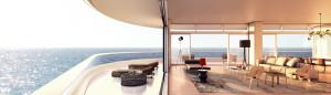 A Line living room