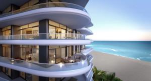 B Line balcony