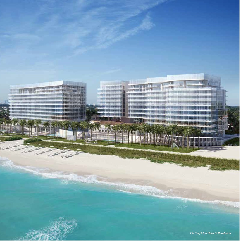 Tower House Miami Beach: Surf Club Surfside