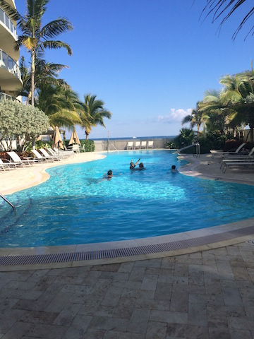 Coconut Grove Pool and Beach
