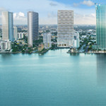 Miami Skyline Crop3